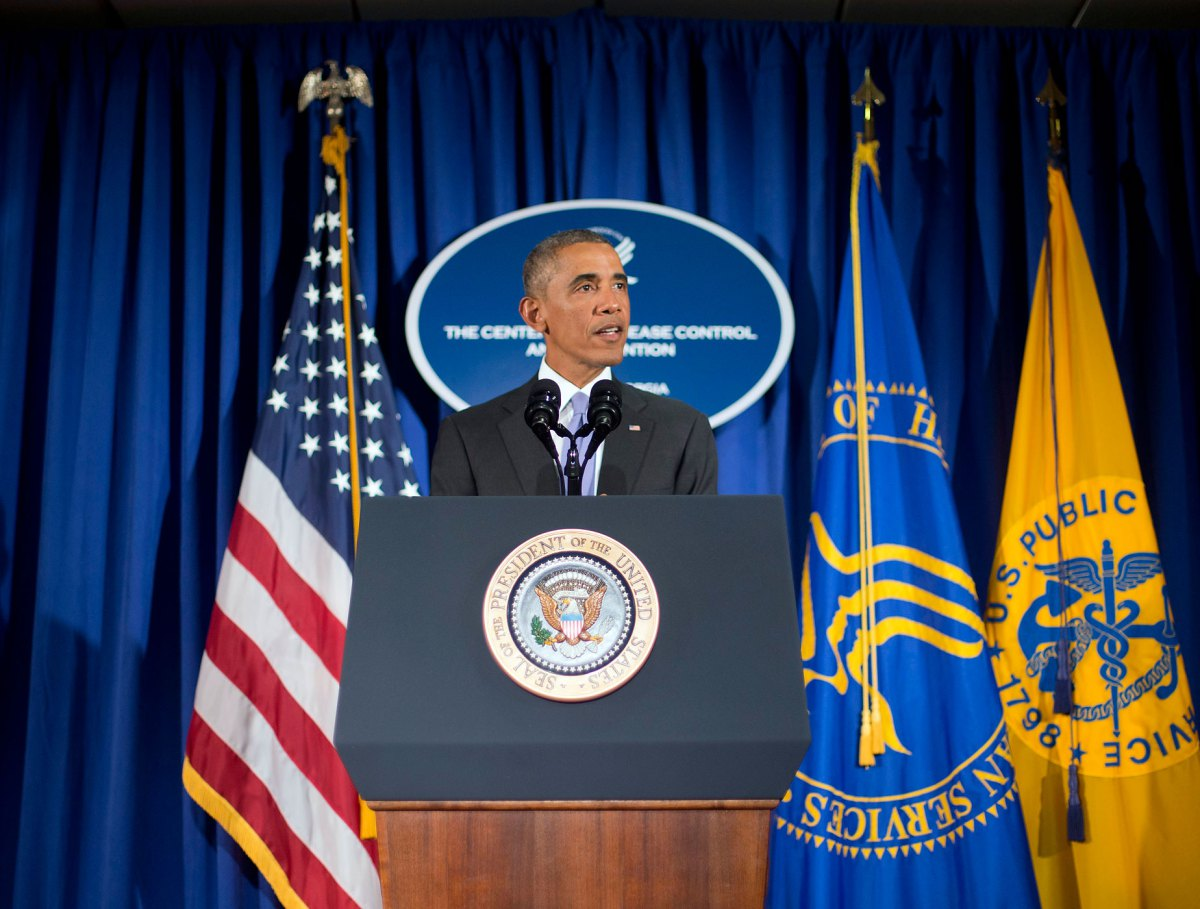 Obama unveils ambitious plans for Ebola in West Africa