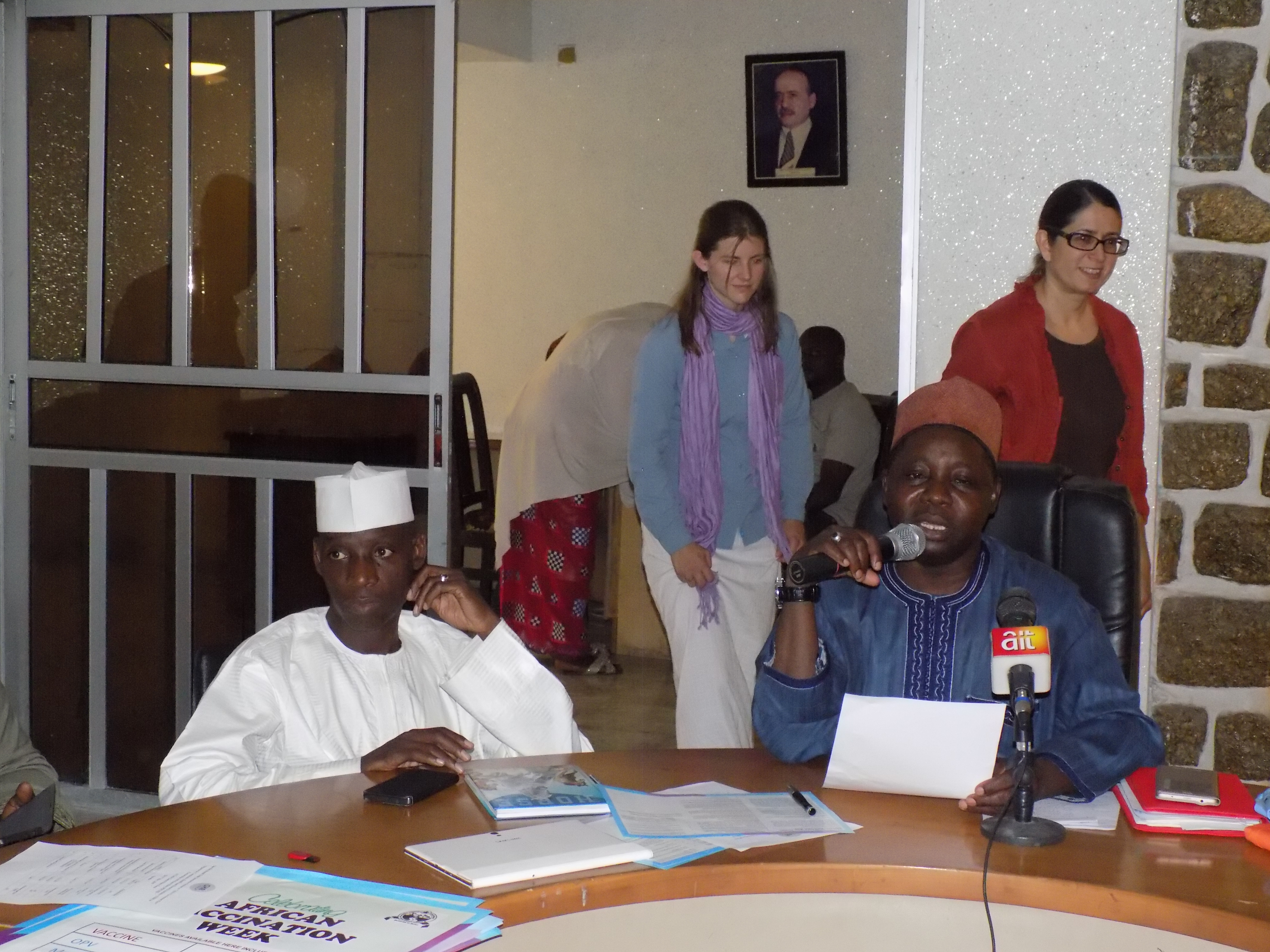 CHR organizes Round-Table Interactive Session on Vaccines in Kano State