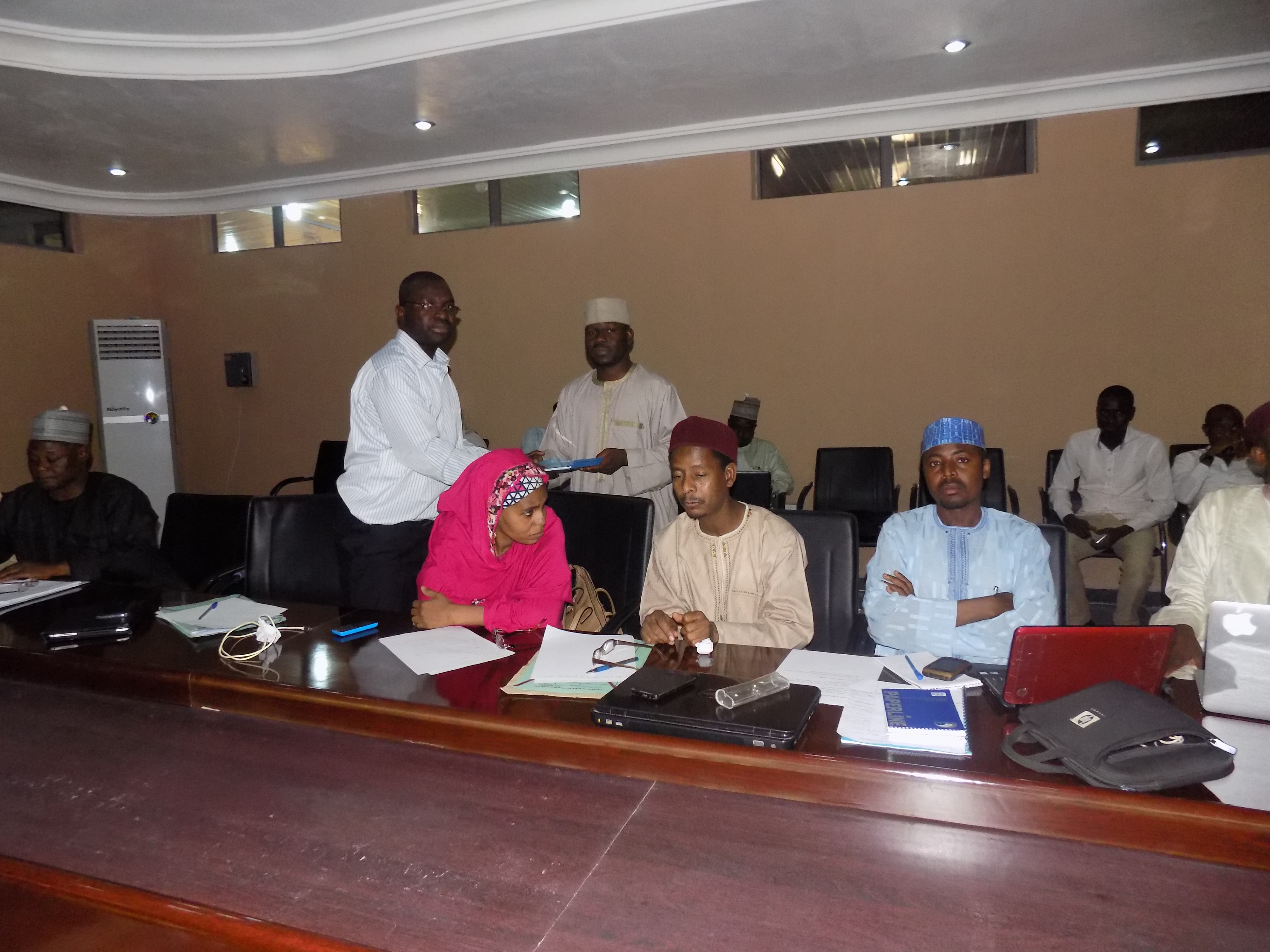 Health NGOs make submission to Kano State Governor elect Transition Committee
