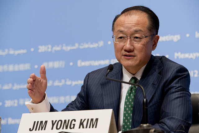 Reaction to the G7 Communique from World Bank Group President Jim Yong Kim