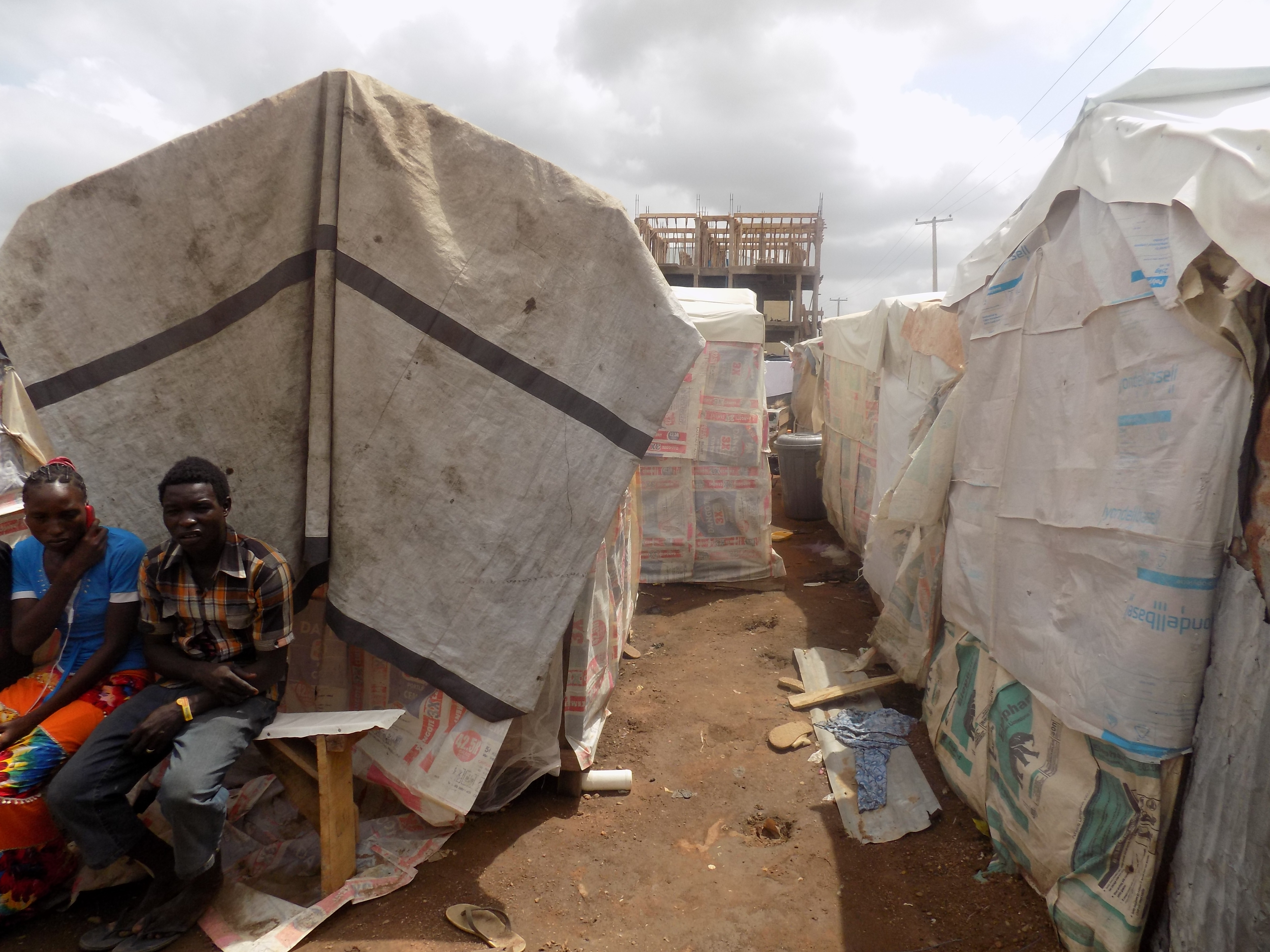 IDPs in Nigeria : Ordinary People living through extra-ordinary time