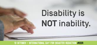 Focus on the ability; marking International Day for Persons with Disabilities