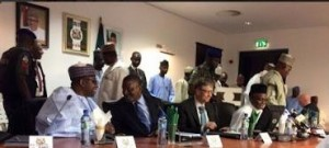Bill Gates, Dangote with northern governors