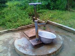 FG advises Nigeria on regular test of borehole water