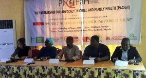 Day of African Child: PACFaH tasks FG on children healthcare