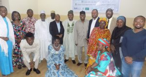 15 Member GFF Nigeria CSOs Working Group inaugurated and trained
