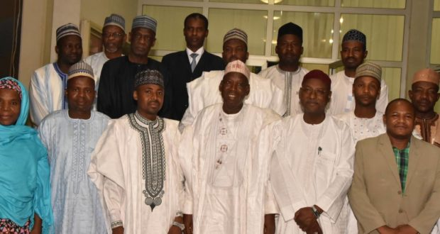 Kano State Government inaugurates Advisory Committee and named Dr Aminu Magashi Garba as Chair