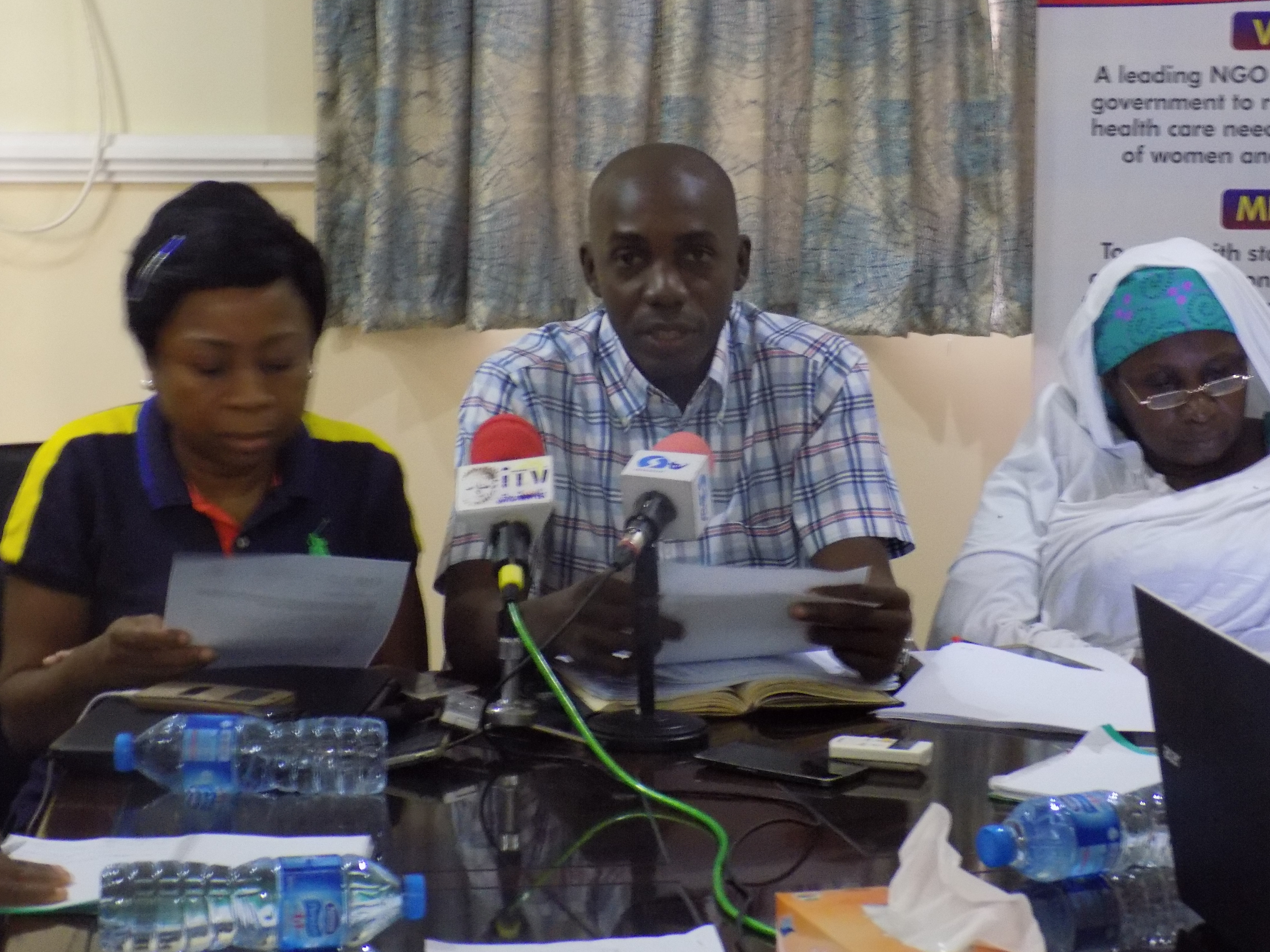 #UHCDay: AHBN, CHR call for increase budget to health sector