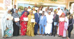 FG inaugurates National Advocates for Health group