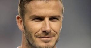David Beckham launches campaign to end malaria