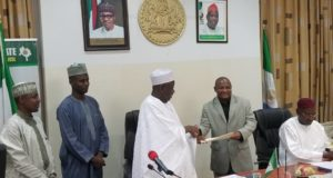 Governor Ganduje of Kano signs Ultra-modern Specialist Hospitals Law which provides for Public-Private Partnership