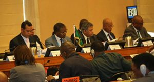 African Health Ministers adopt treaty to establish African Medicines Agency